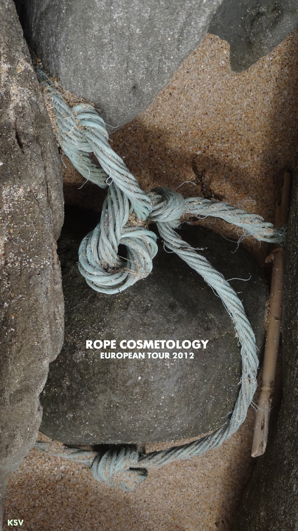 Rope Cosmetology European Tour 2012